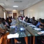 Policy Communications Training for Agriculture Ministry Staff