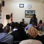 NSSP Participates in Stakeholders' Session Towards Finalizing the ATA Food Security and Nutrition Strategy