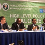NSSP-IFPRI contributes to the FMARD High-Level Policy Dialogue on Nutrition Sensitive Agriculture in Nigeria
