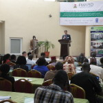 IFPRI-NSSP PARTICIPATES IN FMARD LAUNCH OF KNOWLEDGE MANAGEMENT (KM) FRAMEWORK