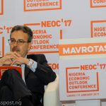 George Mavrotas, Head of IFPRI Office in Abuja, contributes to Nigeria Economic Outlook Conference – Lagos, 17 January 2017