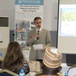 First Feed the Future Implementing Partners' Policy Dialogue on Bringing Balanced Fertilizers to the Nigerian Market was organized in Abuja on April 6, 2017