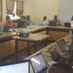 Econometrics for Policy Analysis training courses delivered at the Federal University of Technology, Minna, Niger State