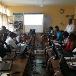 Econometrics for Policy Analysis training course delivered at Ebonyi State University