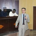 Policy Seminar Presentation by Dr. George Mavrotas (IFPRI) at the Agricultural Research Council of Nigeria (ARCN)'s Headquarters in Abuja, 5 October 2017