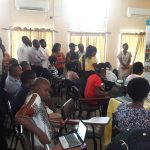 Econometrics for Policy Analysis training delivered at University of Ibadan