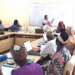 Training in Econometrics for Policy Analysis delivered at FUT-Minna, Niger State