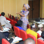 IFPRI delivers Policy Comms Training at Nigeria's Agricultural Research Council