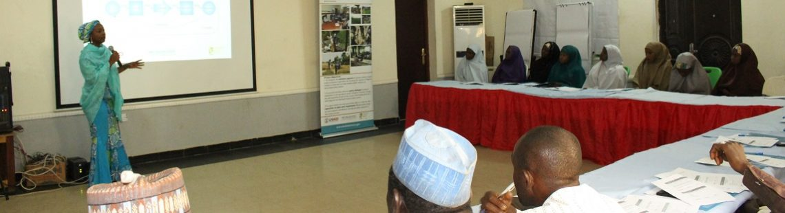 Policy communications training held for farmers, extension agents, agrodealers and community-based organizations in Kaduna State