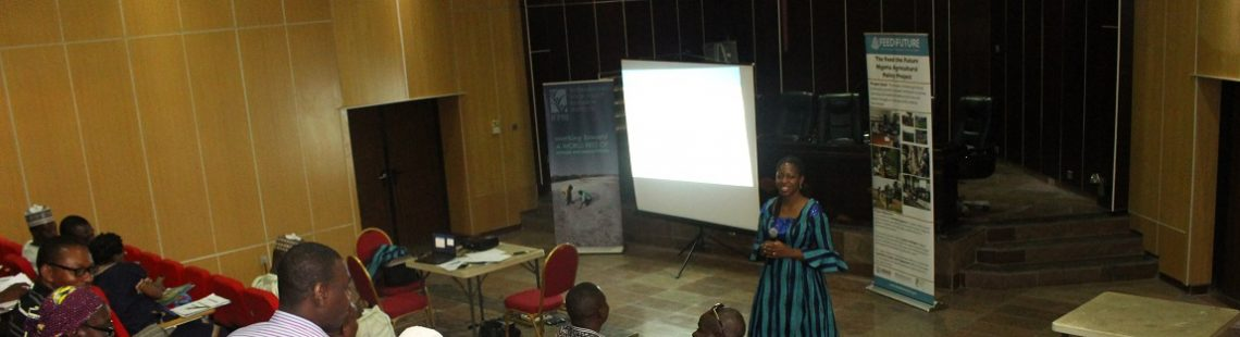 Improving Policy Communications for Better Policy Making in the Nigerian Agricultural Sector