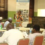 Training course delivered to strengthen further the links between Kaduna State's Journalists and Academics