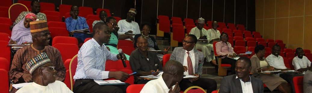 M&E training for improved institutional management in Nigeria's Agricultural Research Council