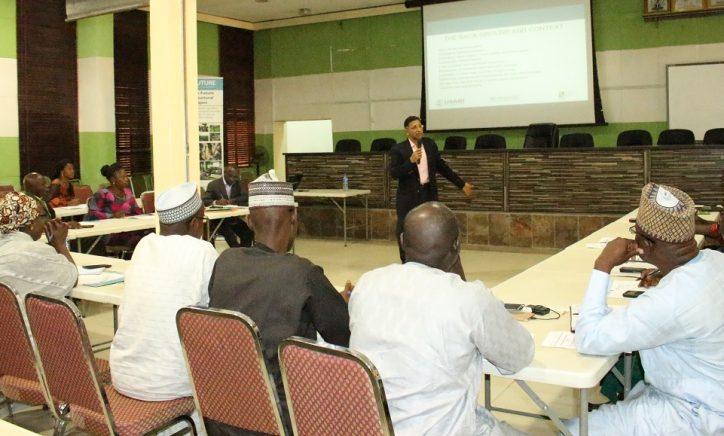 IFPRI Organizes Extension Policy Workshop in Zaria, Kaduna State